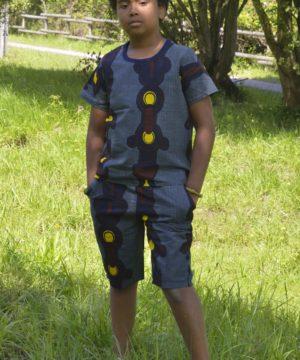 prendas artesanales con tejidos africanos confeccionadas por maddisormena8.com